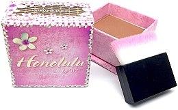 Parfüm, Parfüméria, kozmetikum Bronzosító arcpúder - W7 Honolulu Bronzer Powder