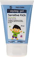 Parfüm, Parfüméria, kozmetikum Hajzselé fiuknak - Frezyderm Sensitive Kids Styling Gel Boys
