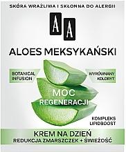 Parfüm, Parfüméria, kozmetikum Nappali arckrém - AA Moc Energy Cream 50+