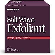 Parfüm, Parfüméria, kozmetikum Tonizáló testradír-só - Natura Siberica Fresh Spa Kam-Chat-Ka Salt Wave Exfoliant