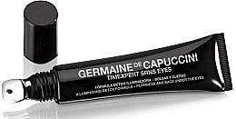 Parfüm, Parfüméria, kozmetikum Sötét karikák elleni krém-gél - Germaine de Capuccini Timexpert SRNS Eyes Illuminating Detox Formula