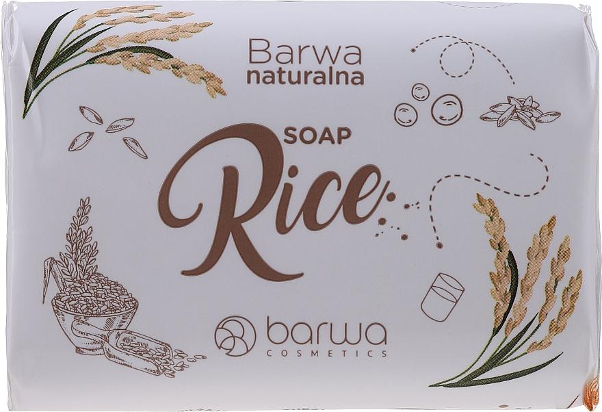 Rizsolaj - Barwa Natural Rice Soap