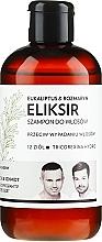 """Parfüm, Parfüméria, kozmetikum Sampon-elixír """"Eukaliptusz és rozmaring"""" - WS Academy Eukaliptus & Rozmaryn Elixir Wash"""