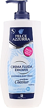 "Parfüm, Parfüméria, kozmetikum Hidratáló testkrém ""Classic"" - Felce Azzurra Classic Moisturizing Cream"