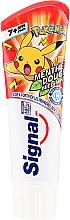 Parfüm, Parfüméria, kozmetikum Gyerekfogkrém, piros - Signal Junior Pokemon Toothpaste
