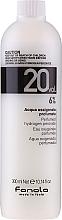 Parfüm, Parfüméria, kozmetikum Oxidáló emulzió - Fanola Acqua Ossigenata Perfumed Hydrogen Peroxide Hair Oxidant 20vol 6%