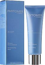 Parfüm, Parfüméria, kozmetikum Maszk érzékeny bőrre - Phytomer Accept Desensitizing Mask
