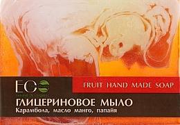 Parfüm, Parfüméria, kozmetikum Glicerin szappan gyümölcsös - ECO Laboratorie Fruit Hand Made Soap