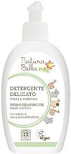 Parfüm, Parfüméria, kozmetikum Gyermek tusfürdő zab kivonattal - Naturabella Baby Dermo Cleansing Gel