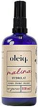 Parfüm, Parfüméria, kozmetikum Málna hidrolát arcra, testre és hajra - Oleiq Hydrolat Raspberry