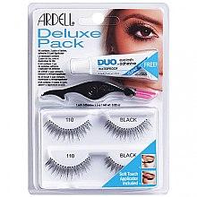 Parfüm, Parfüméria, kozmetikum Műszempilla készlet - Ardell Deluxe Pack 110 Black