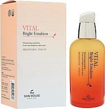 Parfüm, Parfüméria, kozmetikum Vitaminizált emulzió egyenletes arctónushoz - The Skin House Vital Bright Emulsion
