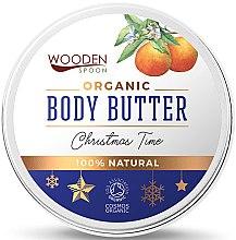 "Parfüm, Parfüméria, kozmetikum Testvaj ""Karácsony"" - Wooden Spoon Christmas Time Body Butter"