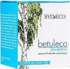 Parfüm, Parfüméria, kozmetikum Erősítő és regeneráló szuszpenzió hajra - Sylveco Betuleco