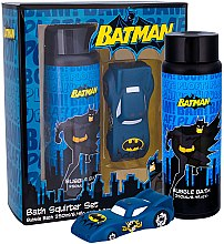 Parfüm, Parfüméria, kozmetikum DC Comics Batman - Szett (bath/foam/250ml + toy)