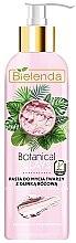 Parfüm, Parfüméria, kozmetikum Arctisztító rózsaszín agyag - Bielenda Botanical Clays Vegan Face Wash Paste Pink Clay