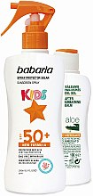 Parfüm, Parfüméria, kozmetikum Készlet - Babaria Sun (b/spray/200ml + balm/100ml)