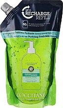 Parfüm, Parfüméria, kozmetikum Frissítő sampon - L'Occitane Aromachologie Purifying Freshness Hair Shampoo (utántöltő)