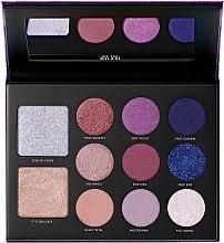 Parfüm, Parfüméria, kozmetikum Sminkpaletta - Giordani Gilded Violet Hyper-pigmented Eye & Face Palette