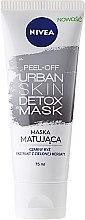Parfüm, Parfüméria, kozmetikum Lehúzható arcmaszk - Nivea Urban Skin Detox Peel-Off Mask