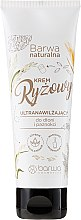 Parfüm, Parfüméria, kozmetikum Köröm- és kézápoló rizskrém - Barwa Natural Rice Hand Cream
