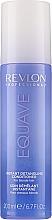 Parfüm, Parfüméria, kozmetikum Keratinos kondicionáló szőkített hajra - Revlon Professional Equave 2 Phase Blonde Detangling Conditioner
