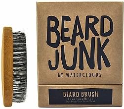 Parfüm, Parfüméria, kozmetikum Szakáll kefe - Waterclouds Beard Junk Beard Boar Bristle Brush