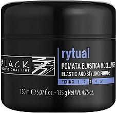 Parfüm, Parfüméria, kozmetikum Modellező pomádé hajra - Black Professional Line Rytual