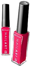 Parfüm, Parfüméria, kozmetikum Körömlakk - Silcare Nail Art