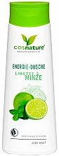 Parfüm, Parfüméria, kozmetikum Tusfürdő - Cosnature Shower Gel Energy Mint & Lime