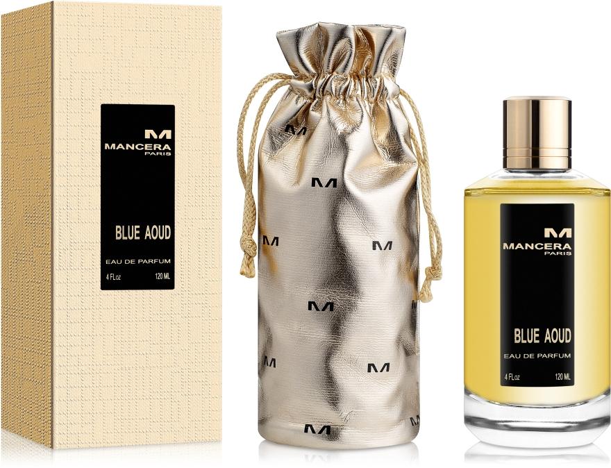 Mancera Blue Aoud - Eau De Parfum  — fotó N2
