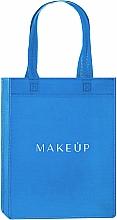 "Parfüm, Parfüméria, kozmetikum Bevásárlótáska, halványkék ""Springfield"" - MakeUp Eco Friendly Tote Bag"