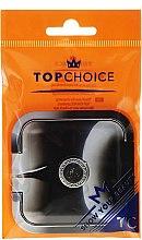 Parfüm, Parfüméria, kozmetikum Kétoldalas közmetikai tökür, 5541, fekete-fehér - Top Choice