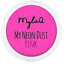 Parfüm, Parfüméria, kozmetikum Körömpor - MylaQ My Neon Dust