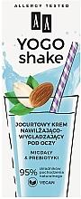 Parfüm, Parfüméria, kozmetikum Hidratáló szemkörnyékápoló krém - AA Yogo Shake