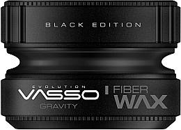 Parfüm, Parfüméria, kozmetikum Hajformázó wax - Vasso Professional Hair Styling Wax Gravity Black Edition