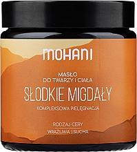 """Parfüm, Parfüméria, kozmetikum """"Mandula"""" arc- és testápoló olaj - Mohani Almond Rich Batter"""