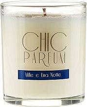Parfüm, Parfüméria, kozmetikum Illatosított gyertya - Chic Parfum Mille e Una Notte Candle
