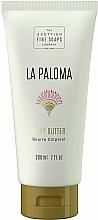 Parfüm, Parfüméria, kozmetikum Testvaj - Scottish Fine Soaps La Paloma Body Butter