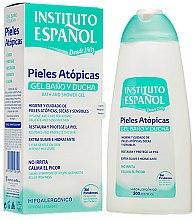 Parfüm, Parfüméria, kozmetikum Tusfürdő atópiás bőrre - Instituto Espanol Atopic Skin Shower Gel