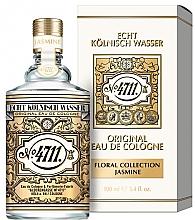 Parfüm, Parfüméria, kozmetikum Maurer & Wirtz 4711 Original Eau de Cologne Jasmine - Kölni