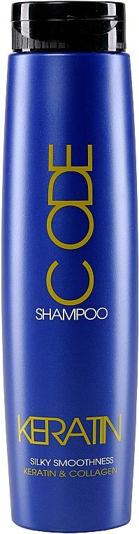 Sampon - Stapiz Keratin Code Mask Shampoo
