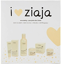Parfüm, Parfüméria, kozmetikum Szett - Ziaja I Love Ziaja Remodeling (f/lot/200ml + f/gel/30ml + d/cr/50ml + n/cr/50ml)