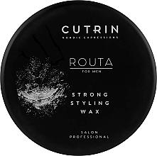 Parfüm, Parfüméria, kozmetikum Hajformázó wax - Cutrin Routa Strong Styling Wax