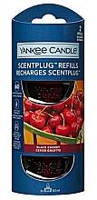Parfüm, Parfüméria, kozmetikum Elektromos lámpa csere blokk - Yankee Candle Black Cherry Refill Scent Plug
