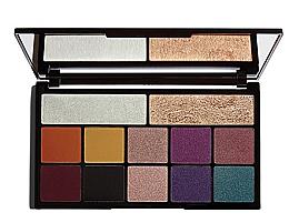 Parfüm, Parfüméria, kozmetikum Szemhéjfesték paletta - Makeup Revolution X Carmi Kiss Of Fire Palette