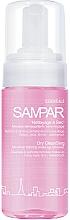 Parfüm, Parfüméria, kozmetikum Ölbítést nem igénylő sminkeltávolító hab arcra, szemre és ajakra - Sampar Dry Cleansing Foaming