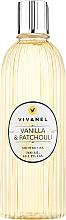 Parfüm, Parfüméria, kozmetikum Vivian Gray Vivanel Vanilla & Patchouli - Krémtusfürdő