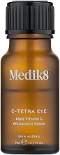 Parfüm, Parfüméria, kozmetikum Nappali szemkörnyék szérum C-vitaminnal - Medik8 C-Tetra Eye Lipid Vitamin C Antioxidant Serum