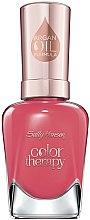 Parfüm, Parfüméria, kozmetikum Körömlakk argánolajjal - Sally Hansen Color Therapy Nail Polish